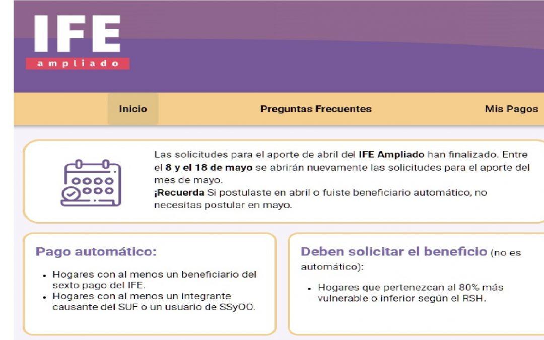 IFE AMPLIADO;