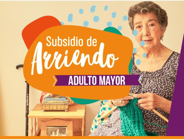Subsidio de Arriendo Adulto Mayor